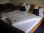 Doppelbett Hotel Oasis