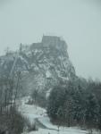 Riegersburg im Winter