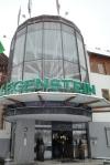 Hoteleingang Legenstein