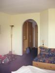Zimmer, mit Couch