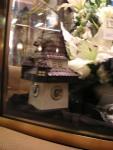 Uhrturm im Opern Café