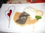 Baderhaus-Dessert mit viel Liebe ;-)