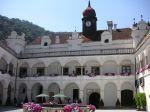 Schloss Herberstein - Innenhof