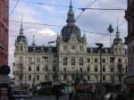 Grazer Rathaus am Hauptplatz