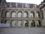 Innenhof in der Grazer Altstadt