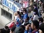 Japan Anhänger machten Wirbel