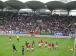 Torjubel - Japan führt 1:0