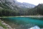Smaragdgrüner See