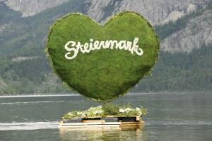 Steiermark-Herz vom Narzissenfestverein