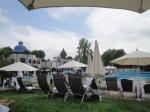 Liege- und Pool Außenbereich