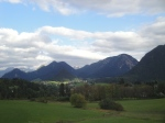 Berglandschaft Ausseerland