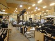Genussregal Weinlagerraum