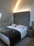 Schlafzimmer-Bett