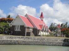 Kirche auf Cap Malheureux