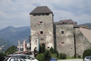 Burg Oberkapfenberg Vorderansicht