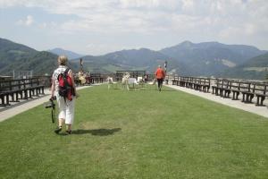 Vorbereitung standesamtliche Trauung Burg Oberkapfenberg