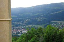 Kirche Pöllauberg Aussicht