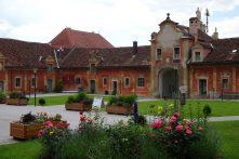 Schloss Pöllau Innenhof (3)