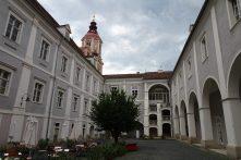 Schloss Pöllau Innenhof