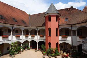 Weinschloss Thaller Innenansicht
