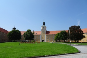 Innenhof Stift Vorau
